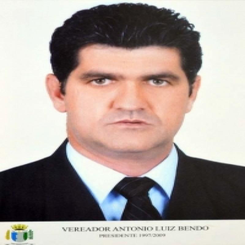 Antonio Luiz Bendo