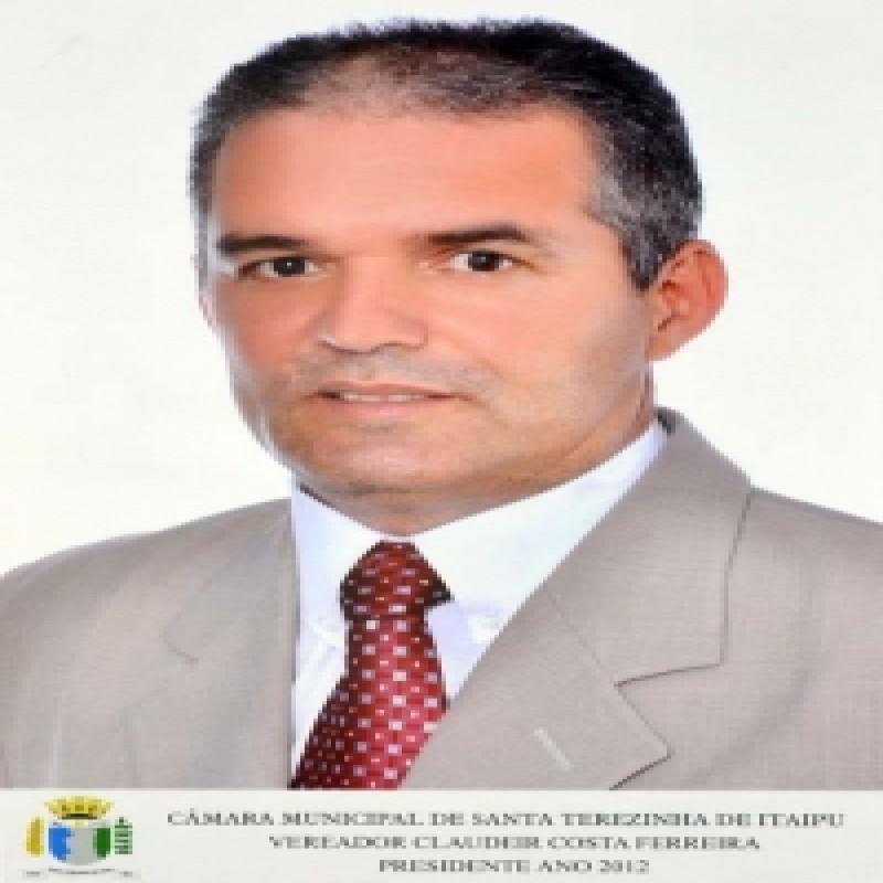 Claudeir Costa Ferreira