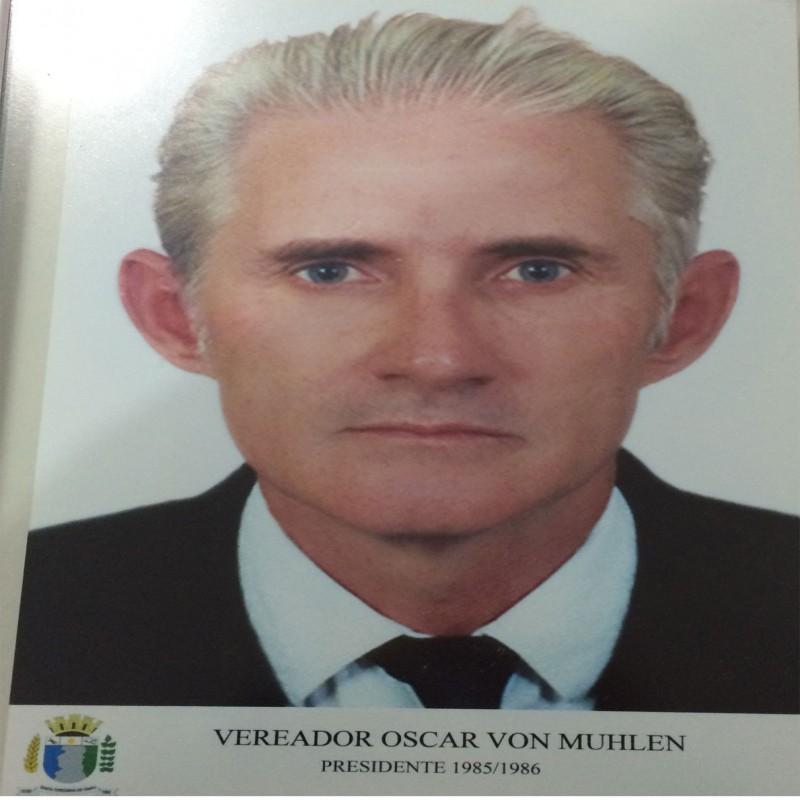 Oscar Von Muhlen (In Memorian)